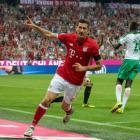«Бавария» стартовала в Бундеслиге с разгрома «Вердера» 6:0