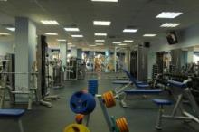 Тренажерный зал «IRON CLUB» (Айрон Клаб)