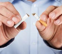 Физкультура помогает бросить курить