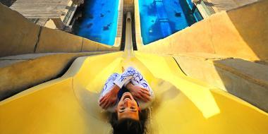 ТОП-5 отелей с необычными водными горками
